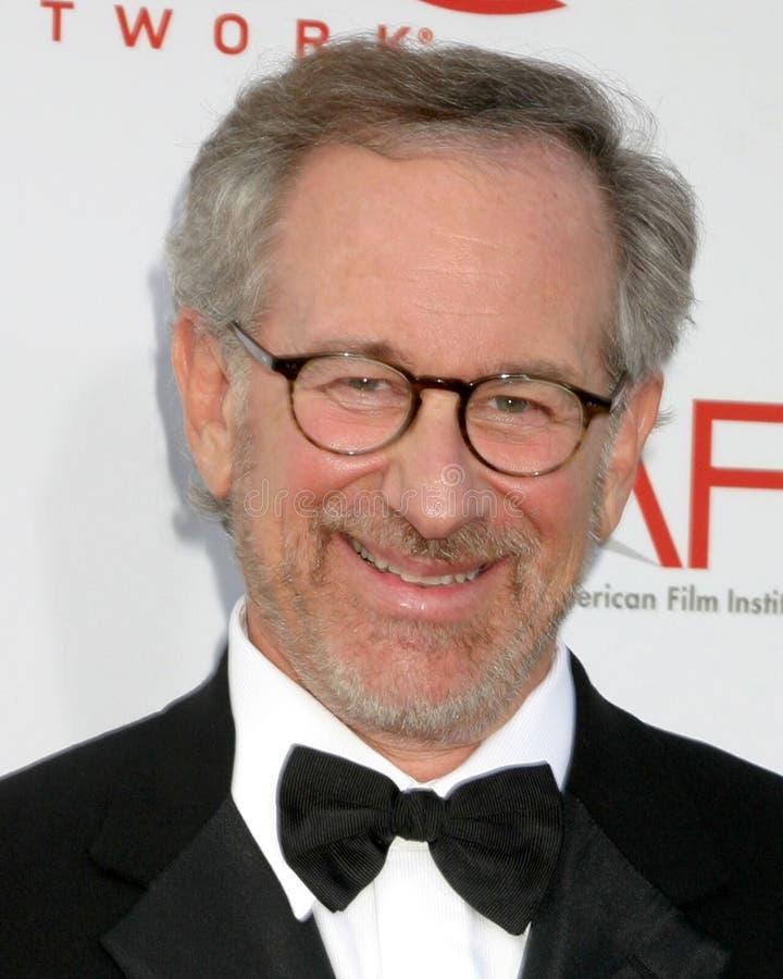 史蒂文Spielberg 免版税库存图片