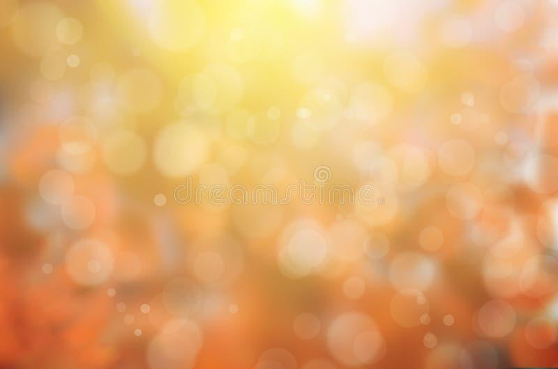 叶子秋天摘要背景 免版税库存照片