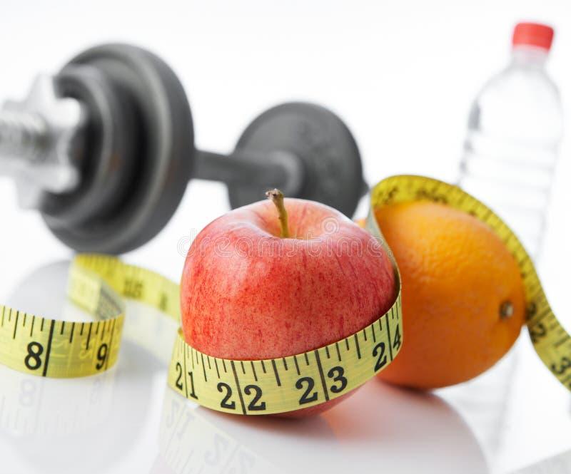 吃健康生活 免版税图库摄影
