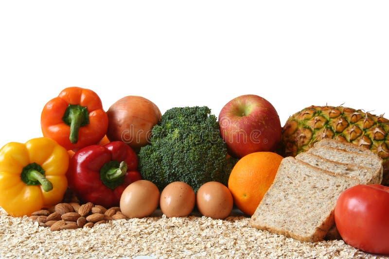 吃健康 免版税图库摄影