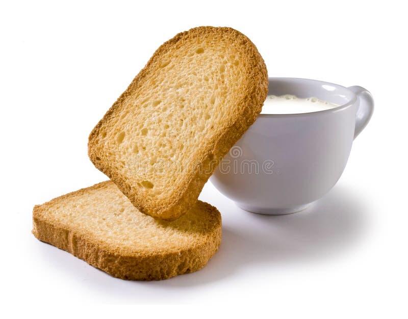 各种面包 免版税库存照片
