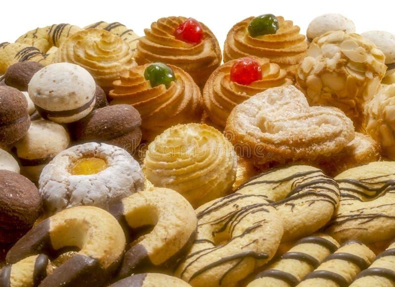 各种面包 免版税库存图片