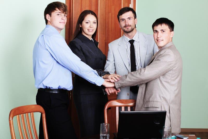 合伙企业 库存照片