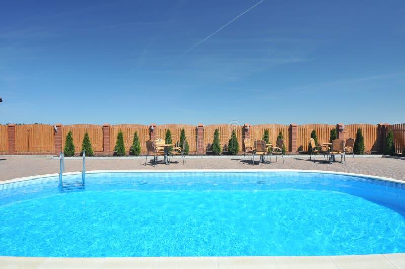 合并游泳 库存照片