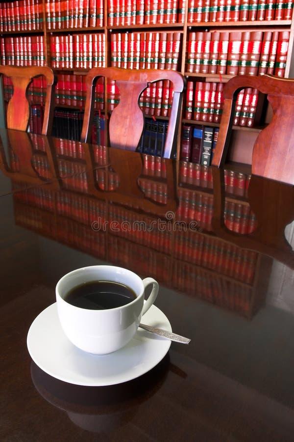 合法2个的咖啡杯 免版税库存图片