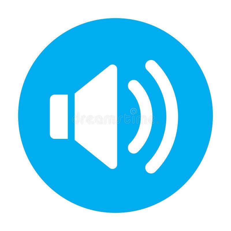 合理的象平的容量标志标志,音乐播放器贴纸 皇族释放例证