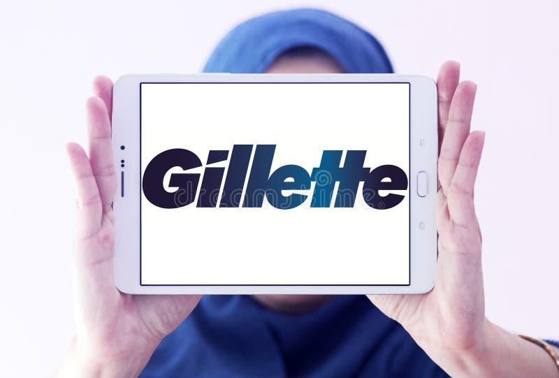吉勒特商标 库存图片