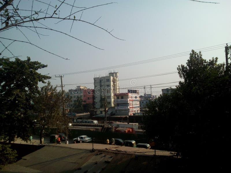 吉大港,孟加拉国 库存图片