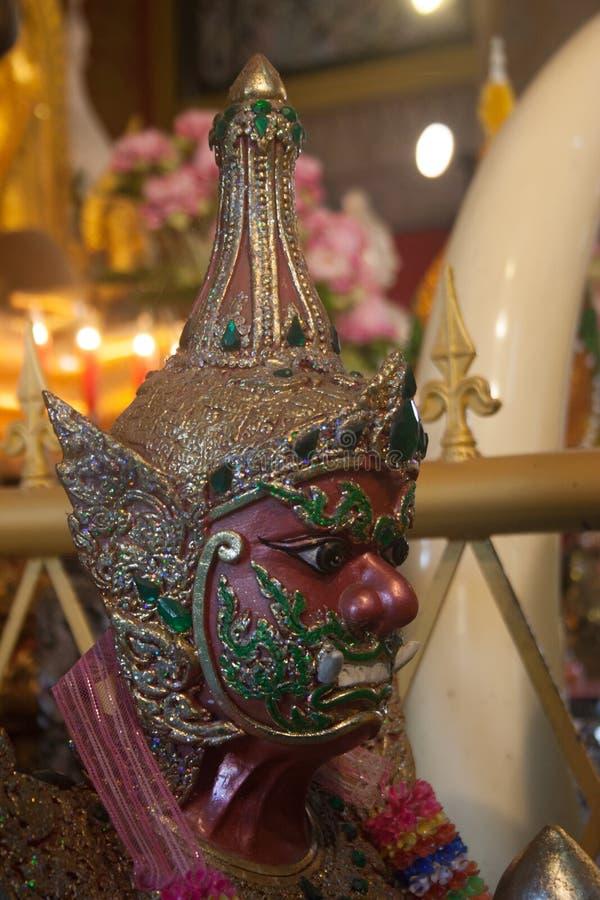 吉安beautyful在泰国在下雨以后 免版税库存照片