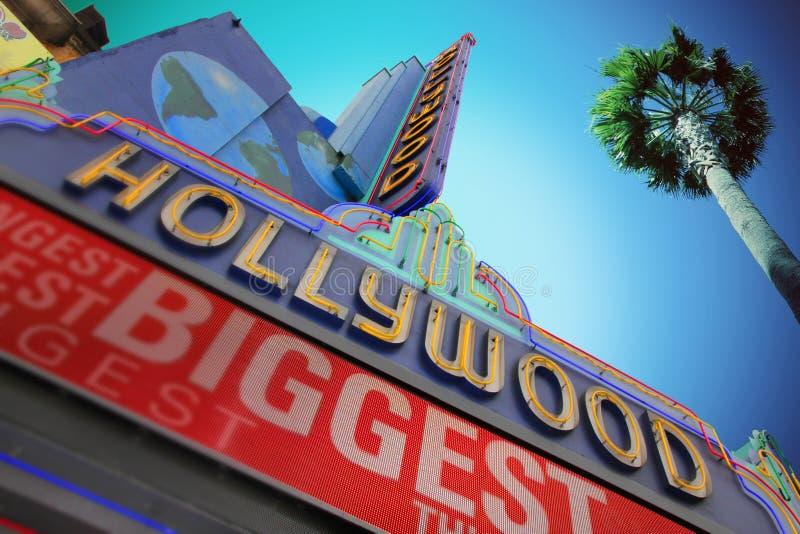 吉尼斯世界纪录大全博物馆,好莱坞 库存照片