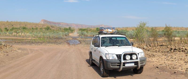 吉布河,金伯利,澳大利亚西部 免版税库存照片