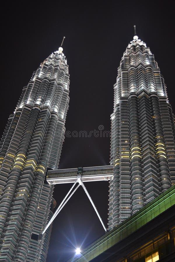 吉隆坡塔 库存照片