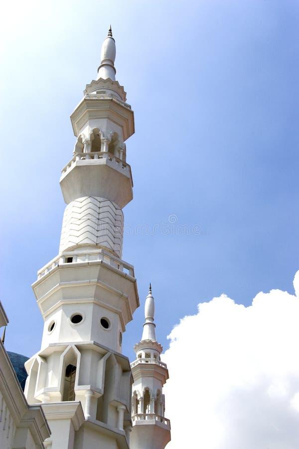 吉隆坡清真寺 库存图片