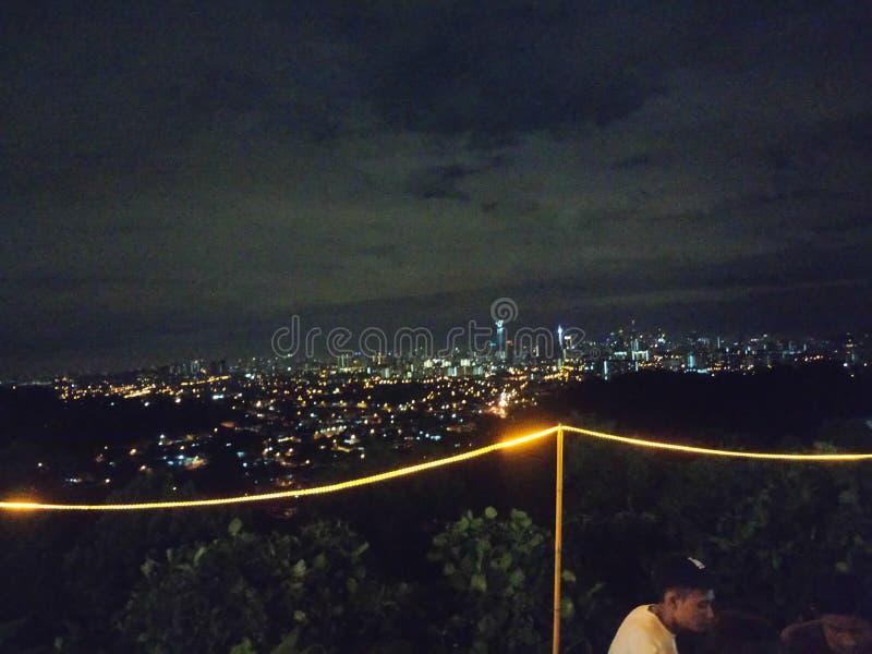 吉隆坡视图 库存照片