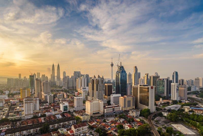 吉隆坡马来西亚 库存照片