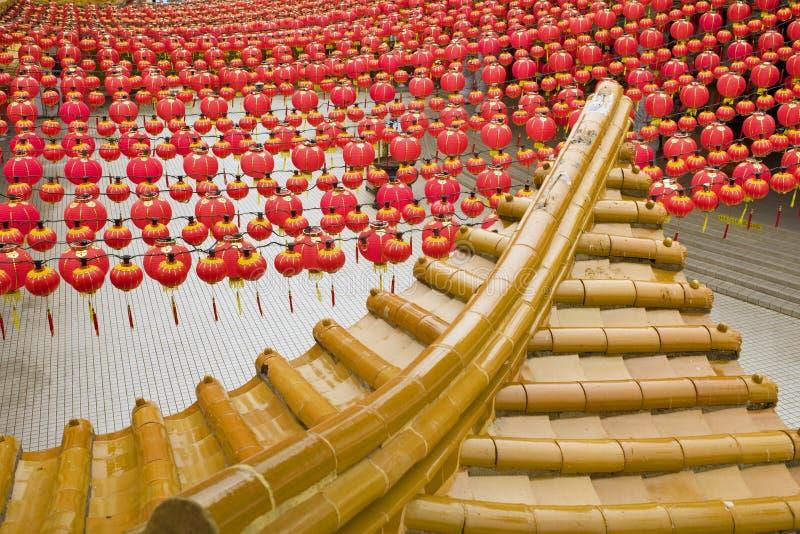 """吉隆坡,马来西亚†""""1月24日2011 Thean后屿寺庙 库存图片"""