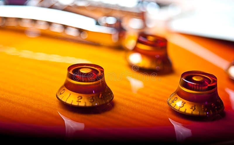 吉他瘤 库存图片