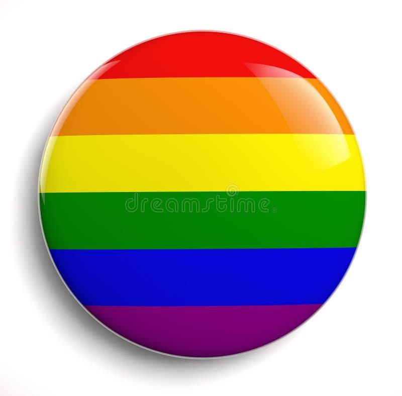 同性恋自豪日 皇族释放例证