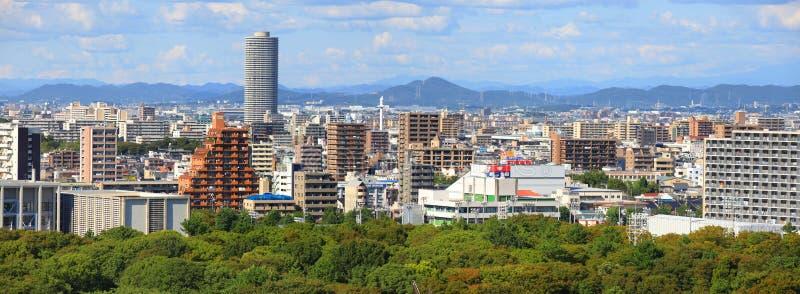 名古屋市 免版税库存照片