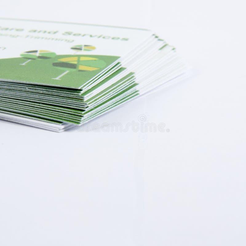 名片法人例证徽标样式向量 免版税库存图片
