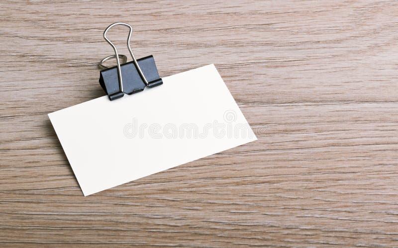 名片财务系列 免版税库存图片