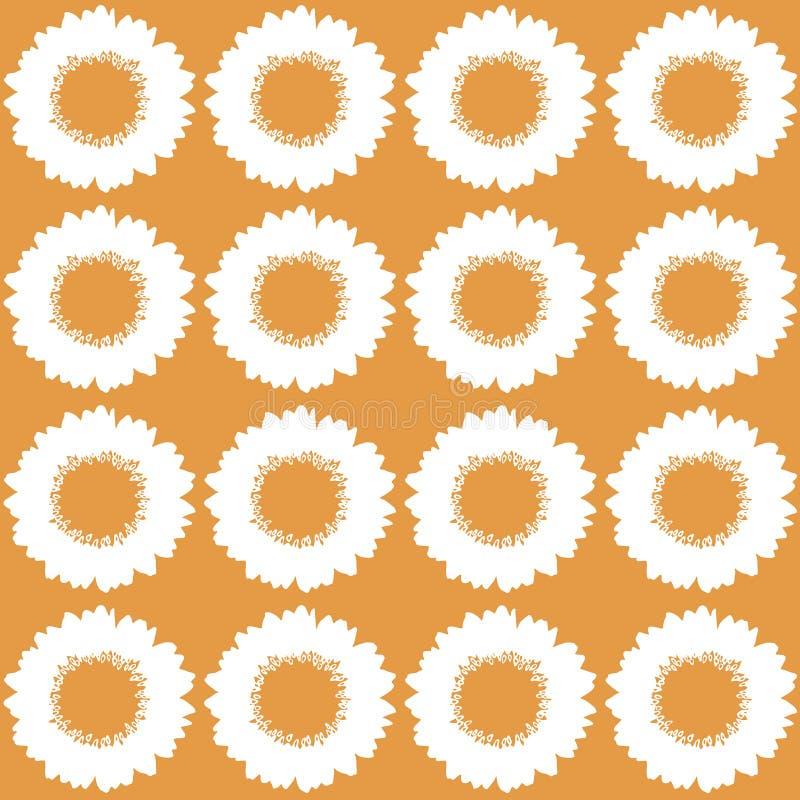Download 向日葵的样式 向量例证. 插画 包括有 设计, 艺术, 本质, 短上衣, 华丽, 有机, 对象, bossies - 72371006