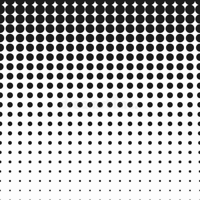 向量中间影调小点 库存例证