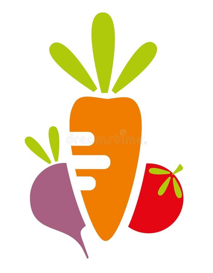 向量蔬菜 向量例证