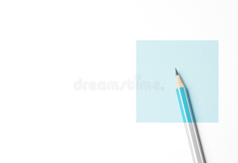 否决在白色背景,简单派 创造性,想法,解答,创造性概念 免版税库存图片
