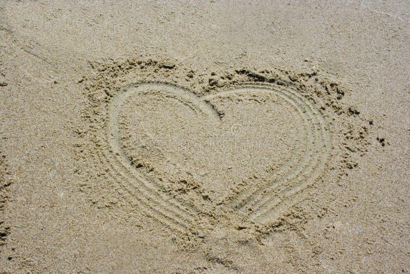 含沙的重点 库存图片