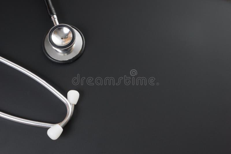 听诊器 库存图片