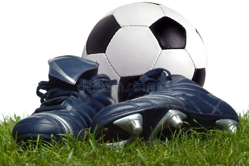 启动橄榄球 免版税库存照片