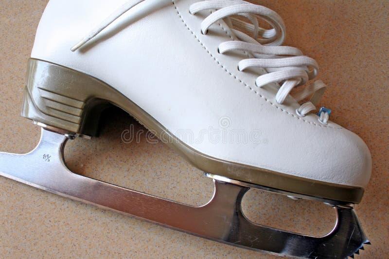 启动滑冰 免版税库存照片