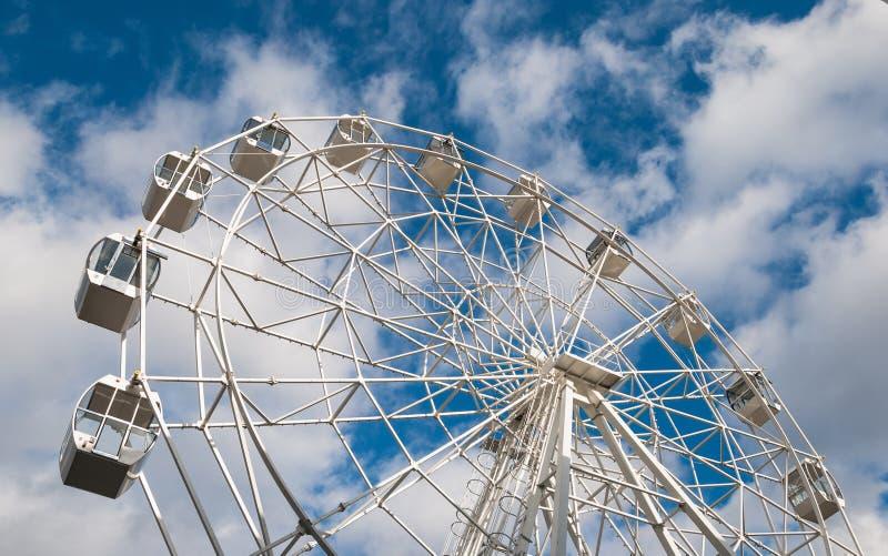 吸引力轮子回顾 免版税图库摄影