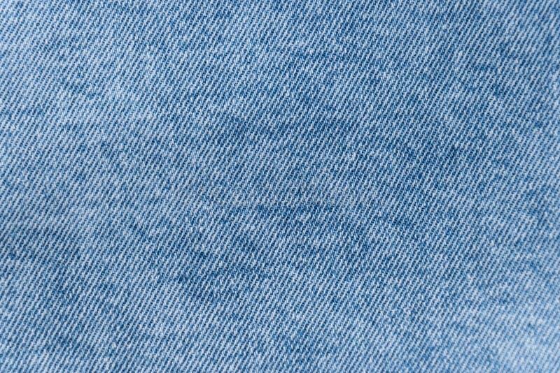 呈杂色的织品牛仔布样式罚款材料软物质浅兰 库存照片