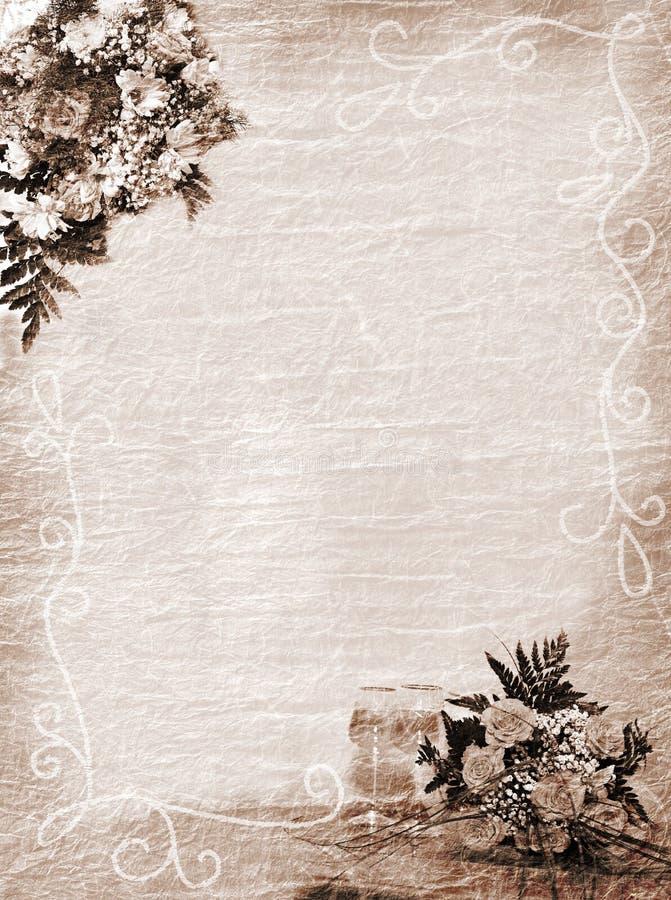 周年纪念背景节假日婚礼 图库摄影