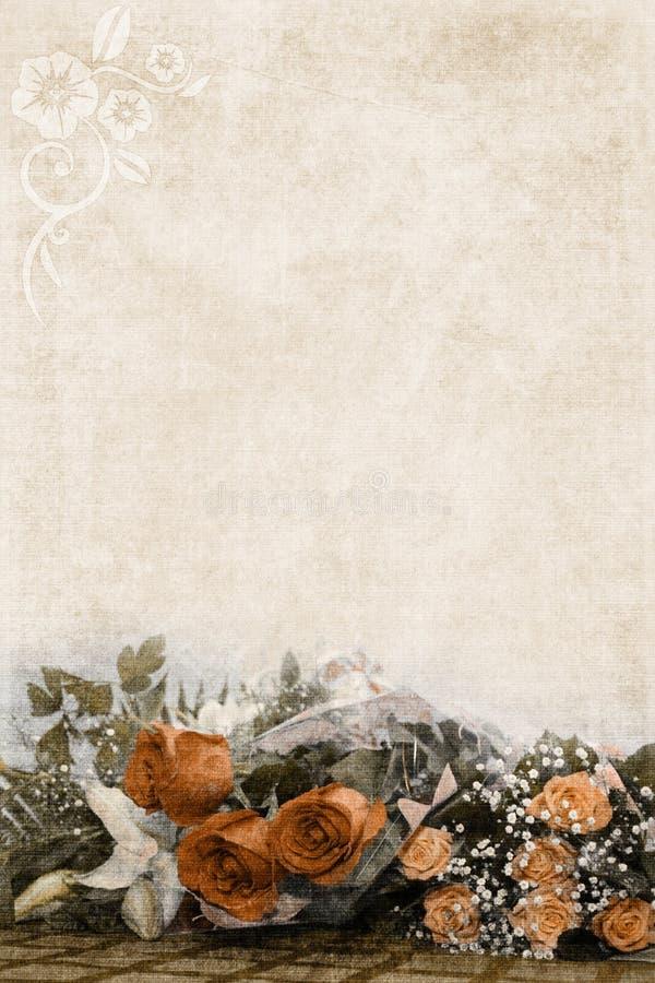 周年纪念背景节假日婚礼 免版税库存照片