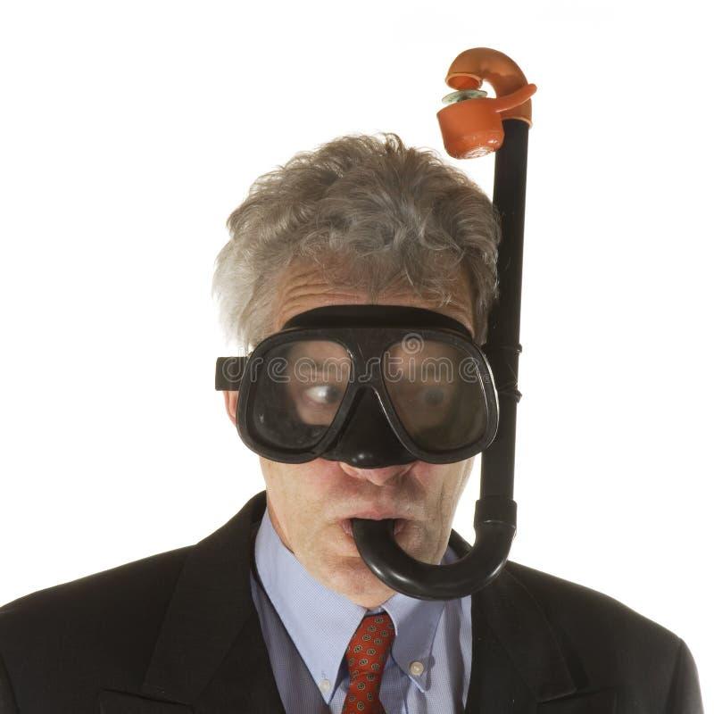 呼吸 免版税图库摄影