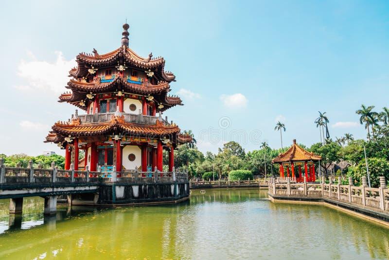 228和平纪念公园在台北,台湾 免版税库存照片