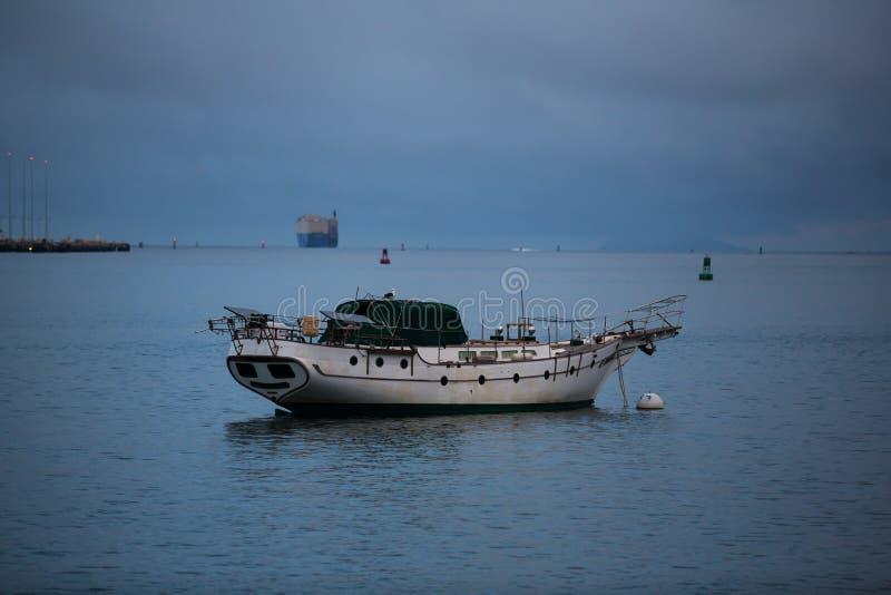 和平船 免版税库存图片