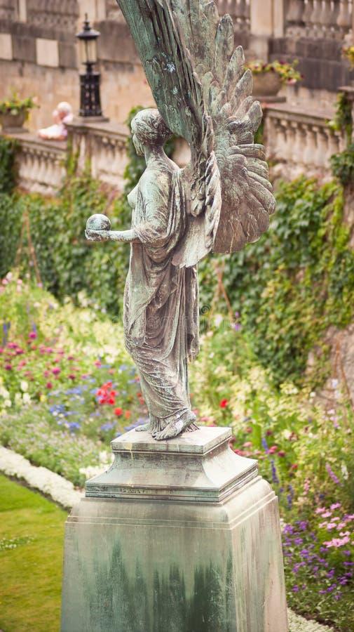 和平雕象 图库摄影