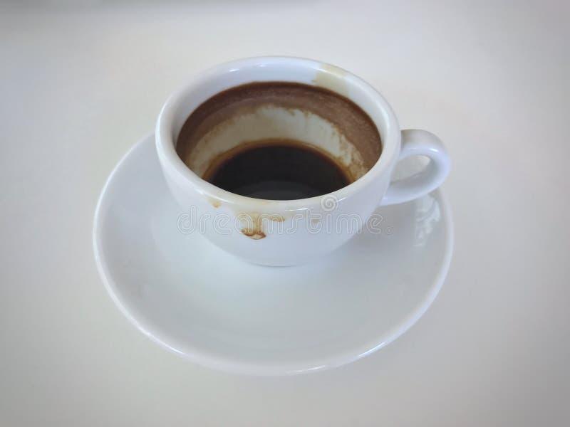 咖啡保持杯子 库存照片
