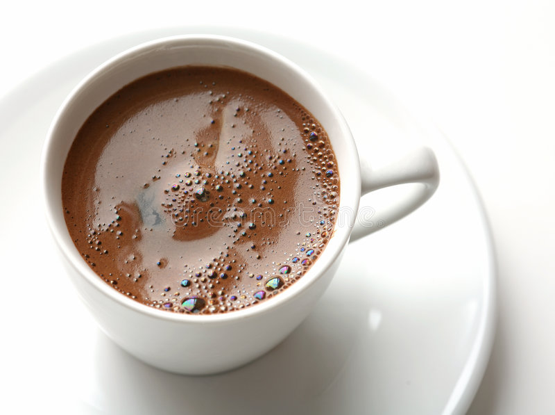 咖啡土耳其 免版税图库摄影