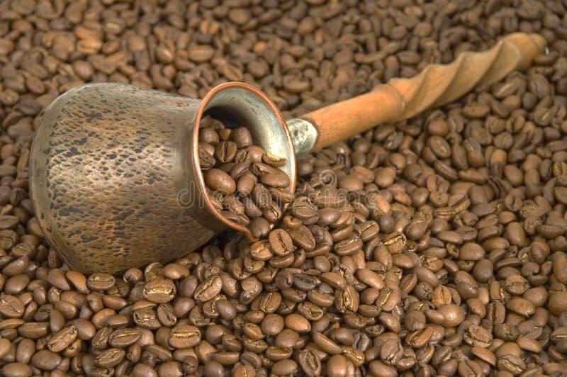 咖啡土耳其 图库摄影