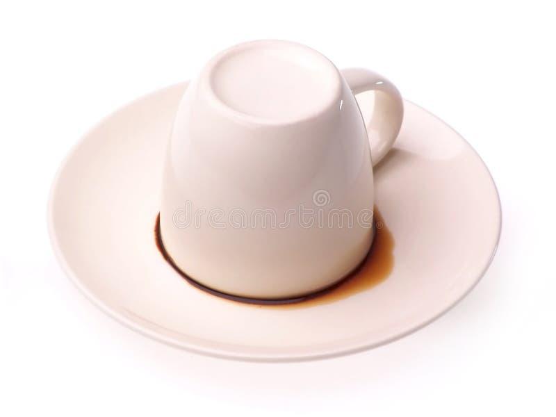 咖啡时运 免版税图库摄影