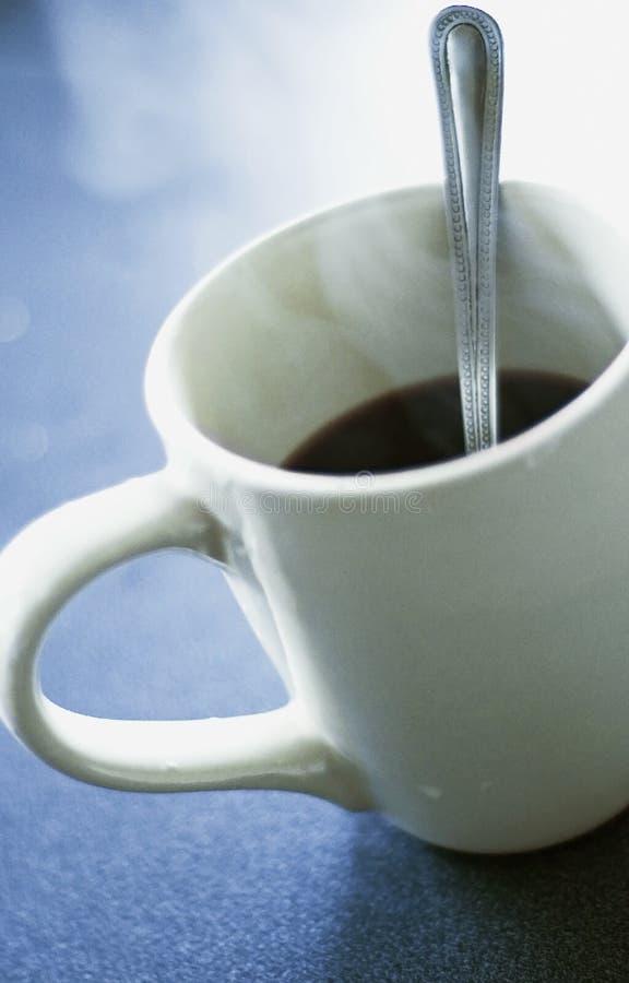 咖啡清早 库存图片