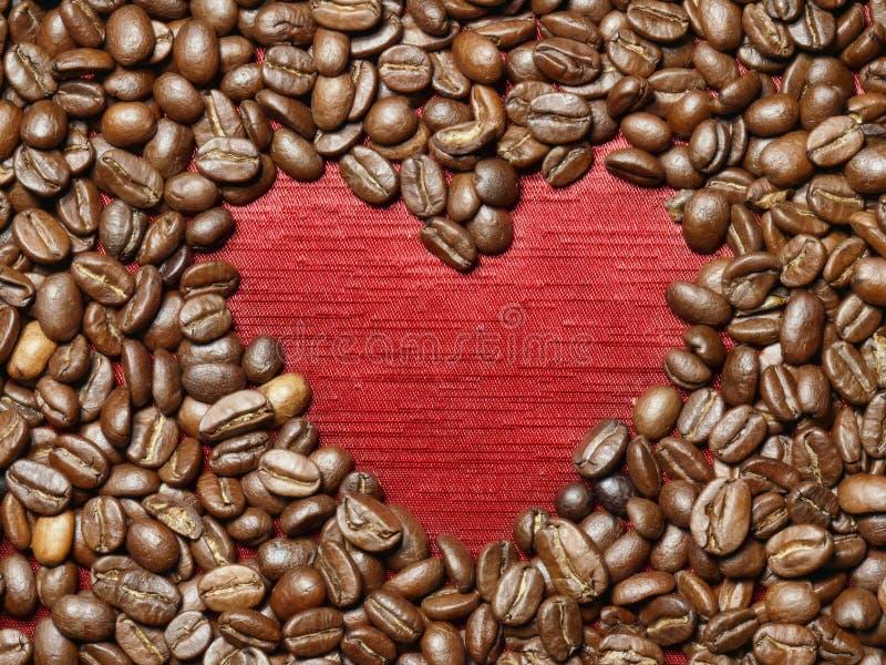咖啡激情 免版税库存照片