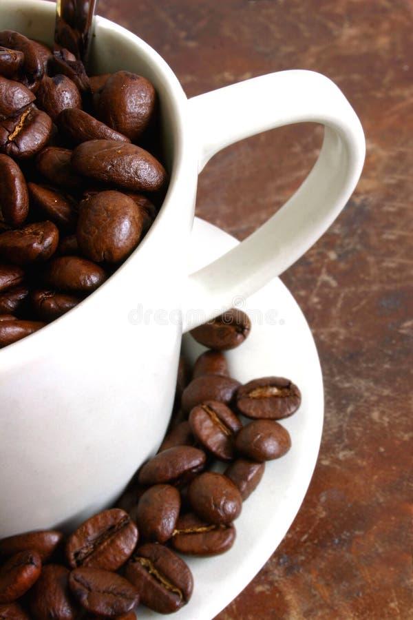 咖啡生活 免版税图库摄影