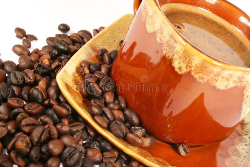 咖啡用咖啡豆 库存照片