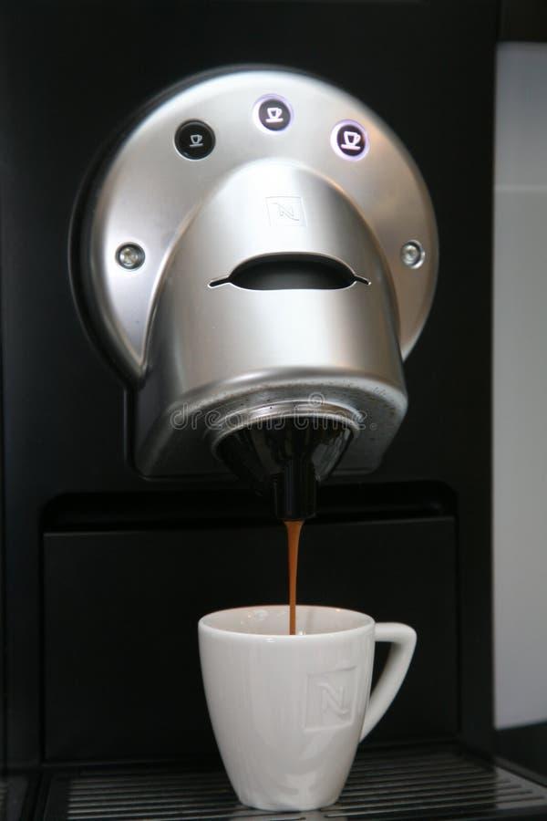 咖啡设备nespresso 免版税库存图片